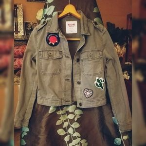 Mossimo Military style jacket